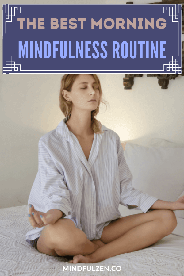 It's a brand new day and you feel out of focus the moment you wake up. Practice these morning mindfulness routines listed in this post and have a productive day.
