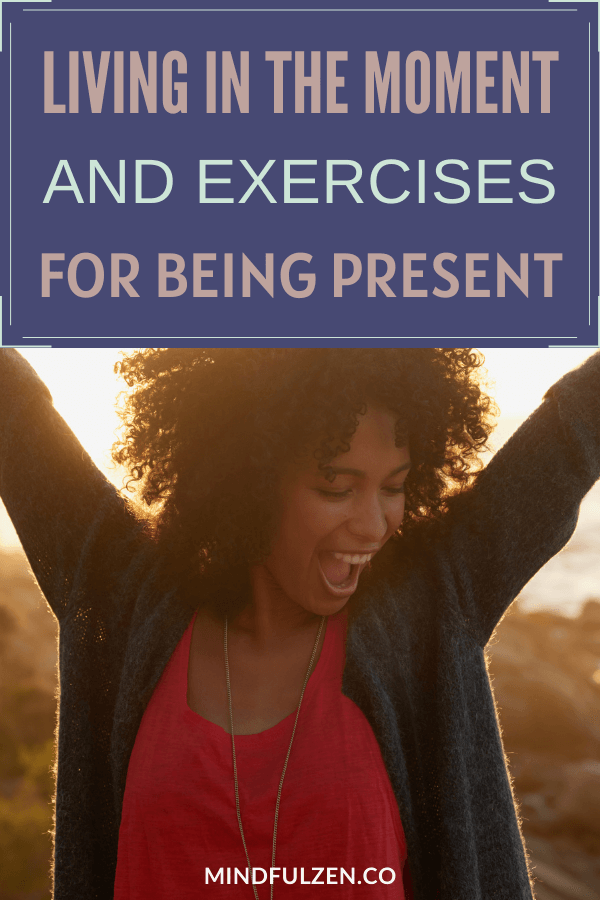 You are missing life in worrying over something you can't control. Read this post and practice living in the moment by the written steps.