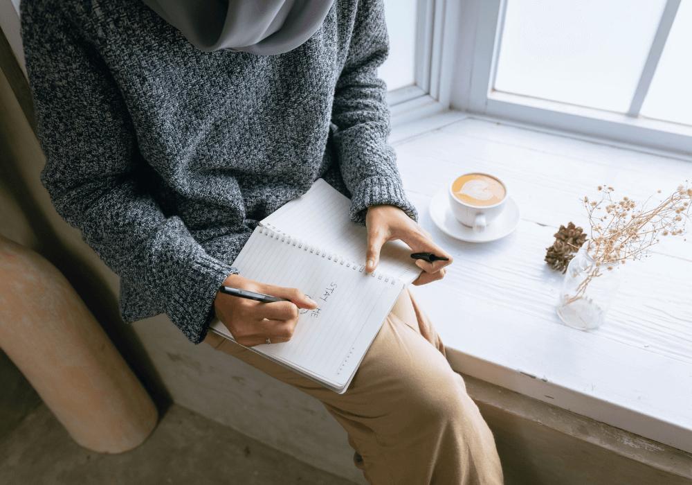 meditation journaling